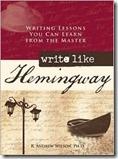 write like himingway