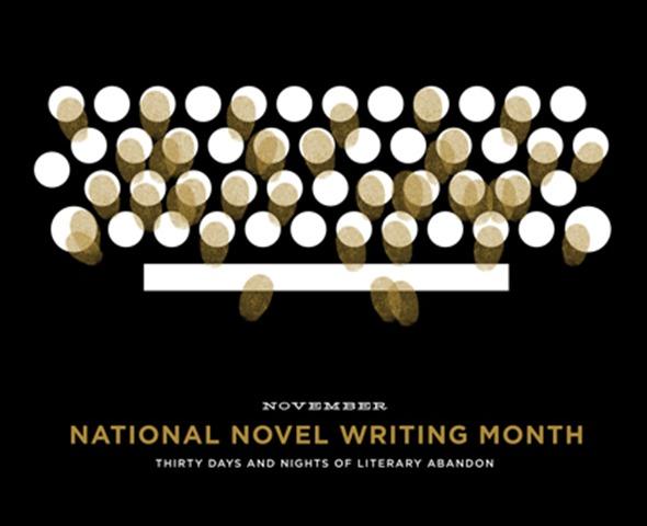 nanowrimo-typewriter-poster