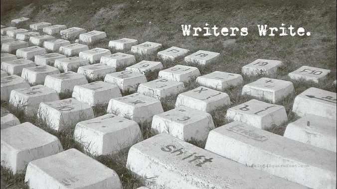 Writers-write