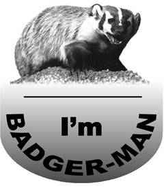 Badger-man