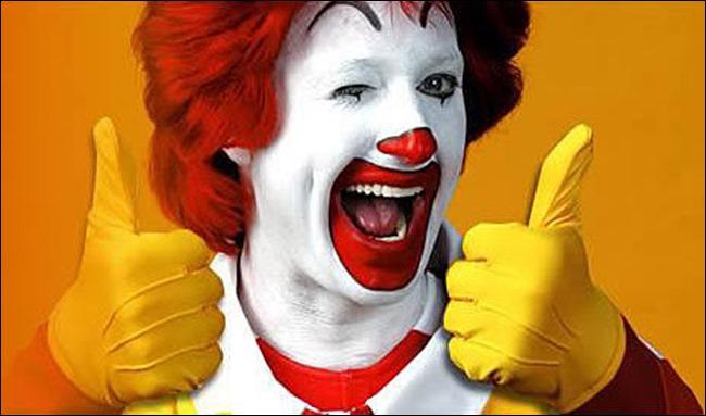 Clown Ronald