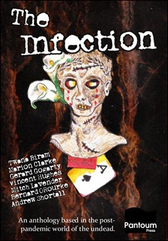 The Infection cover-Smashwords