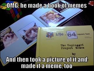 unplugged-Book of Memes