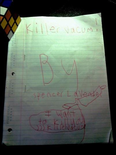 Killer Vac by SL