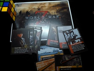 WWZ-rules and cards