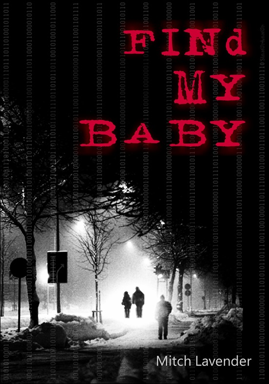 Dark Find my baby cover-5