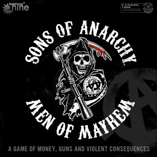 Based on the hit TV series, in Sons of Anarchy: Men of Mayhem players take  the role of rival gangs out to control territory, accumulate contraband and  reap ...